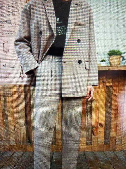 このファッションは何という名前ですか?