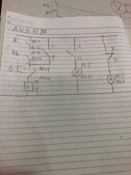 こういうシーケンス制御の図がほんとに書けません、サルでもわかるような上手くかける手順とか方法がありましたら是非教えてください( ᵕ ㅅᵕ )