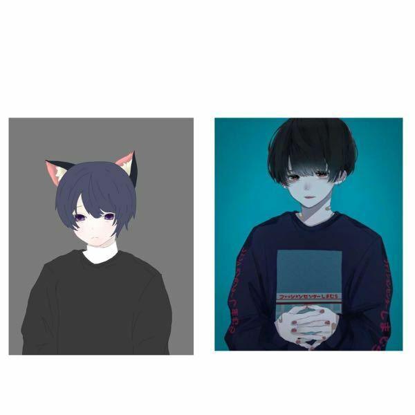 このふたつの絵似てますか?