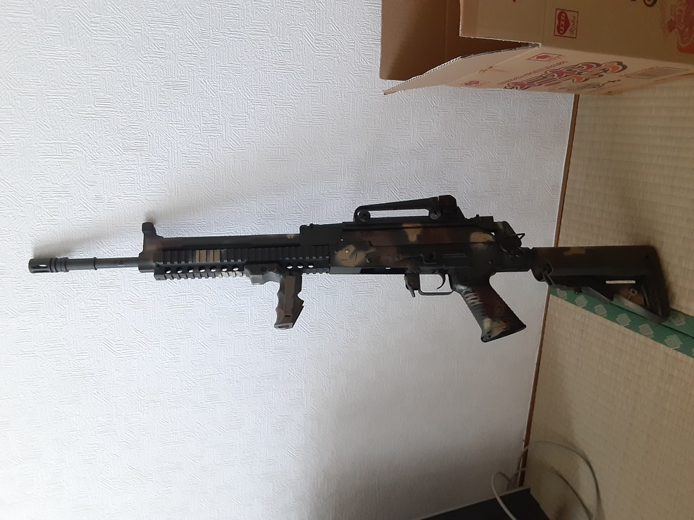 これは何と言う銃ですか?