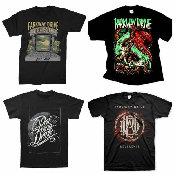 この四枚のTシャツなら、どれが一番良いと思いますか?