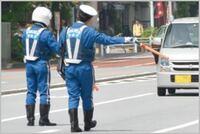 警察官が取り締まる時間帯は、夜間より昼間の方が多いですか? ・イエローカット ・一時停止不停止 ・歩行者妨害 ・指定方向外違反 ・スピード超過 等  の違反においてです。