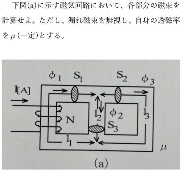 電磁気と回路の問題です。 次の問題の解き方を教えてください。