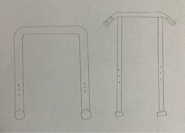 この添付した絵のいずれかのような、シンプルな懸垂マシンを知っている方が居たら商品名などを教えて頂きたいです。よろしくお願いします。