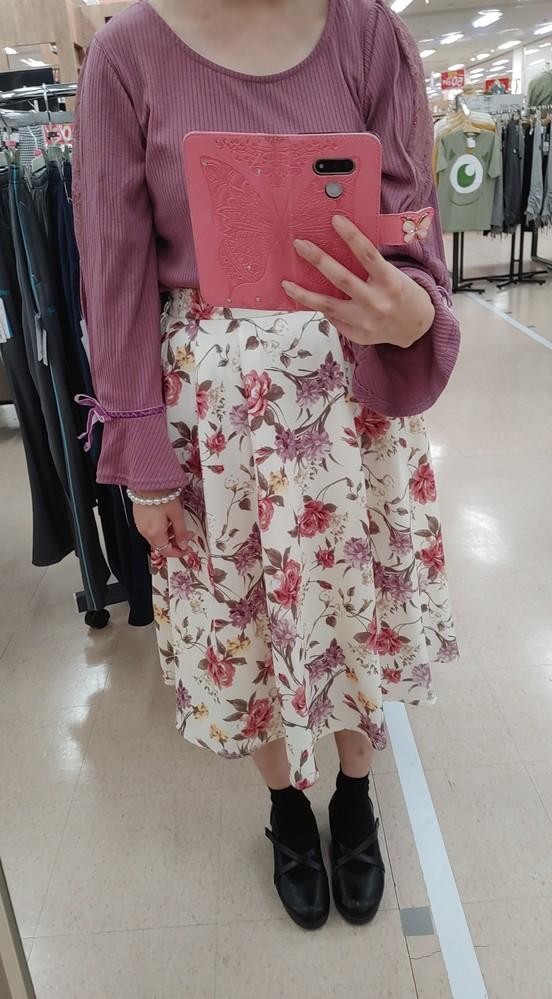 このファッション、可愛いですか? お礼25枚。 よろしくお願い致します