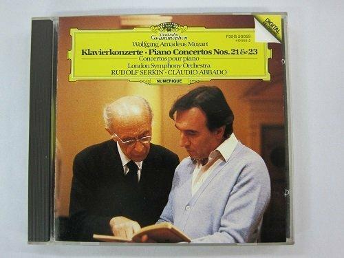 モーツァルトピアノ協奏曲第21&23番 ルドルフゼルキン(ピアノ) クラウディオアバド指揮 ロンドン交響楽団(CD) は良いと思いますでしょうか。 私は聴いていて良いと思いましたが。