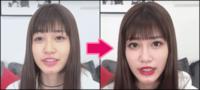 最近女性の化粧が濃すぎませんか?   韓国コスメの影響ですかね? すっぴんとまったく違います。 化ける粧とかくので化粧なんでしょうが、 濃すぎてもはや詐欺に思えます。