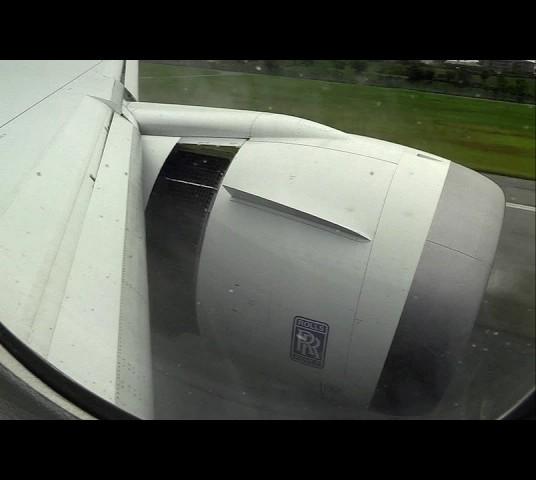 このタイプの逆噴射は エンジン前から吸引した空気の 何パーセントを開いたゲート部から前方に噴射してるの?
