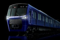 相鉄の新型車両のイメージ21000系のイメージって20000系のイメージと同じじゃないですか? 20000系とか書いてあるところにモザイクがかかっているので気になります  21000系 https://www.sotetsu.co.jp/pressrelease/train/r21-52/ 20000系 https://www.sotetsu.co.jp/design-pj/20000/