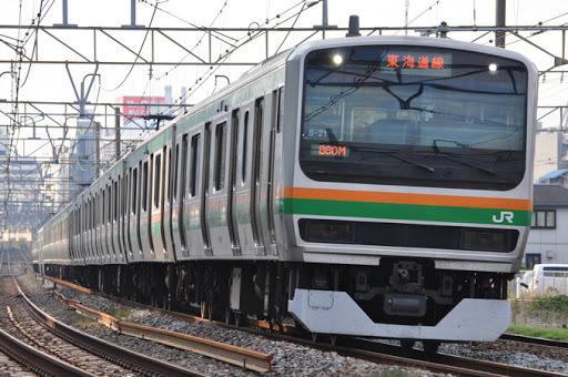 なぜJR東日本の東海道線ってあんなにのろいのですか? 車両もやすっぽくてぼろいし