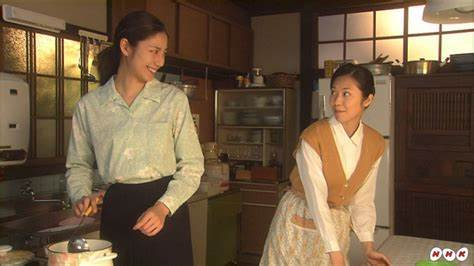 大喜利。NHKのドラマあるある。 例、女優は基本的に処女という設定だ。