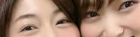 坂道パーツクイズ其の332 画像の現役または、元坂道メンバーは  左右それぞれ、誰と誰でしょう?