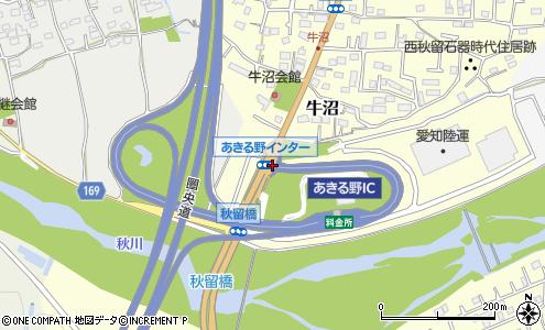 圏央道のあきる野ICは何故こんな形になっているのですか? あと何故此処がNEXCO東日本とNEXCO中日本の接点なのですか?