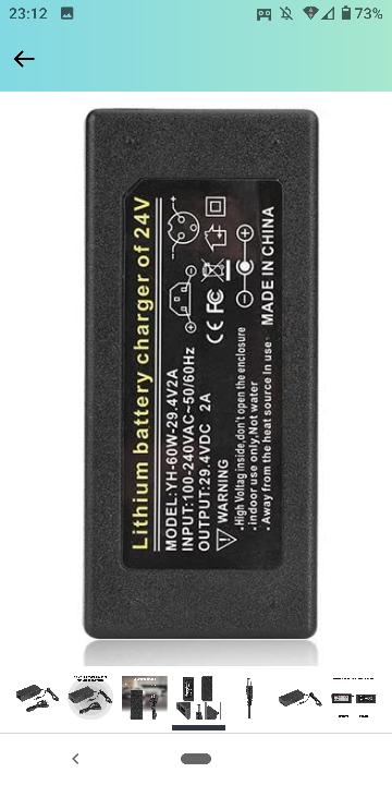 リチウムバッテリーの充電器で、リチウムイオンのバッテリーを充電できますか?