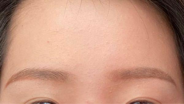 中二です。 この眉毛なんですけど、なにを改善したらいいですか? 質問の内容に答えない回答は無視させていただきます