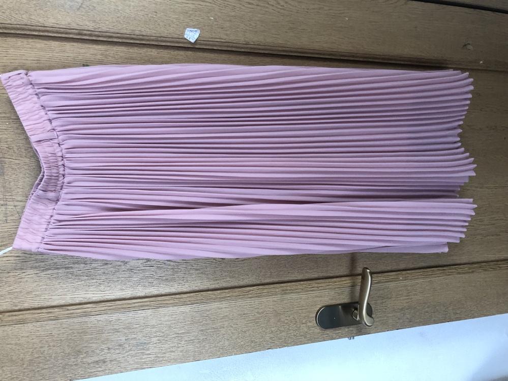 このスカートを買いました。 春夏秋冬の例を教えてください