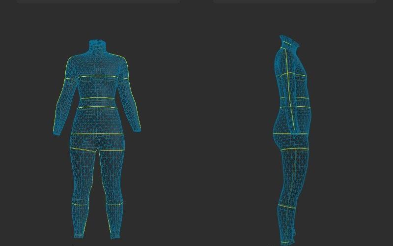 この体型は骨格タイプどれでしょうか? 診断なども自分では分からず困っています。 詳しい方教えて下さい。 よろしくお願いします。
