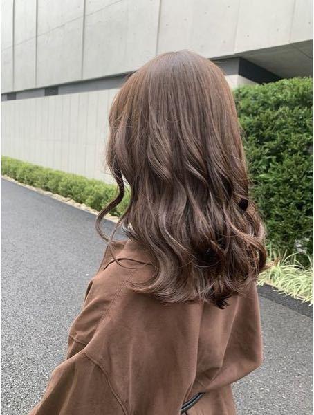 初カラー、ブリーチなしでこの髪色は出来ますか? 私の髪色は黒ではなくこげ茶色です。