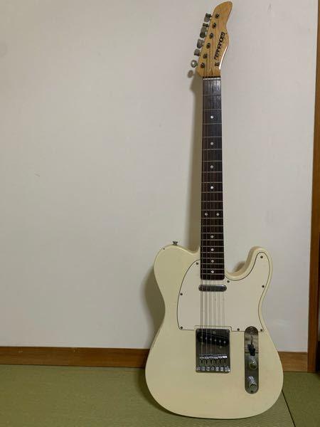 このギターのメーカーがフェルナンド?ということまでは調べて分かったのですが、細かい種類、シリーズが分かりません。どなたか教えて欲しいですm(_ _)m