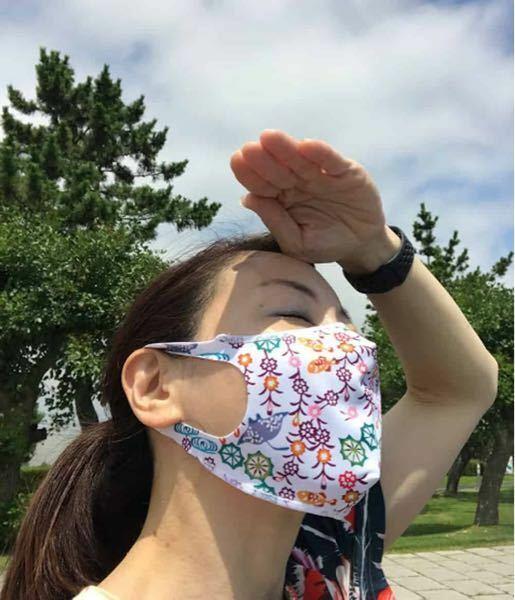 マスクの色 柄の派手さと 着用者の知性は反比例すると思いますか?