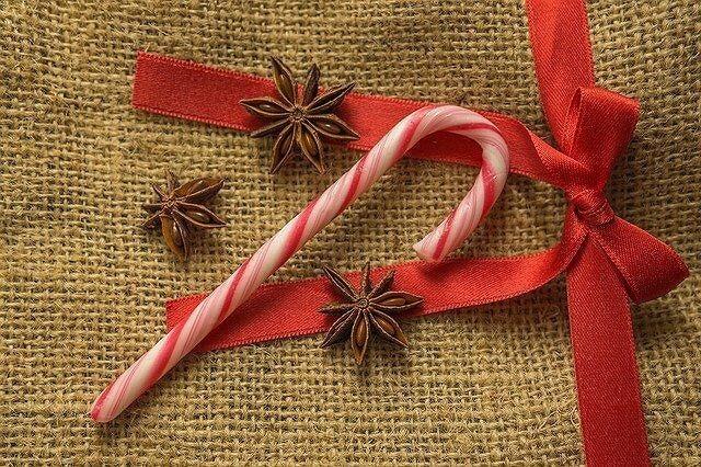 クリスマスには「キャンディーケーン」を食べますか??