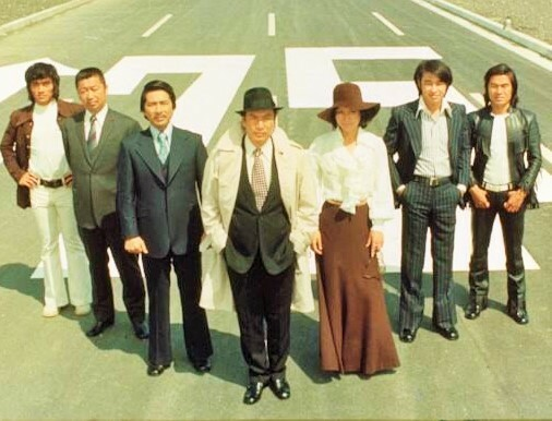 『Gメン'75』の中で好きな刑事は誰でしたか??