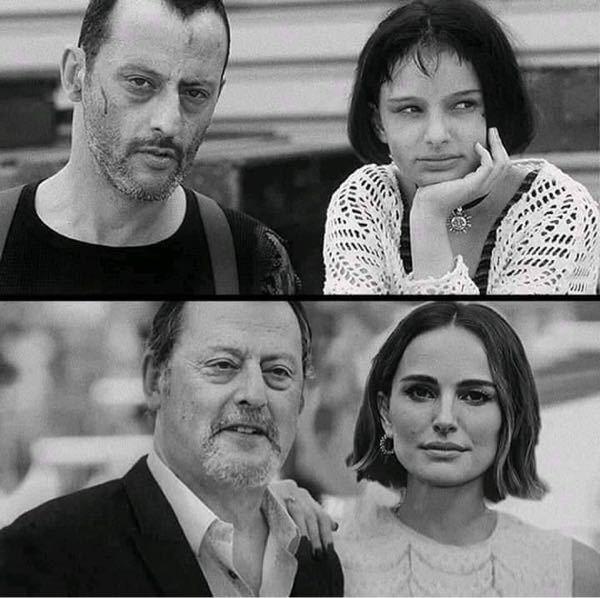 ジャン・レノとナタリー・ポートマン。どちらの方が「レオン」の時の方がよかった度が上ですか?