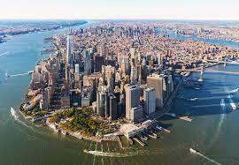 なぜニューヨークって摩天楼がおおいんですか