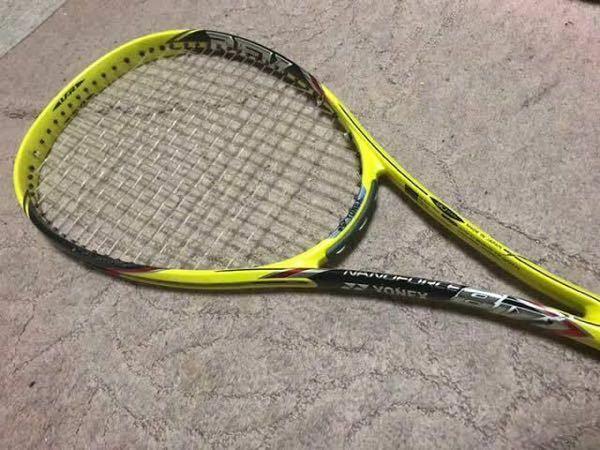 このラケット何か知ってますか?
