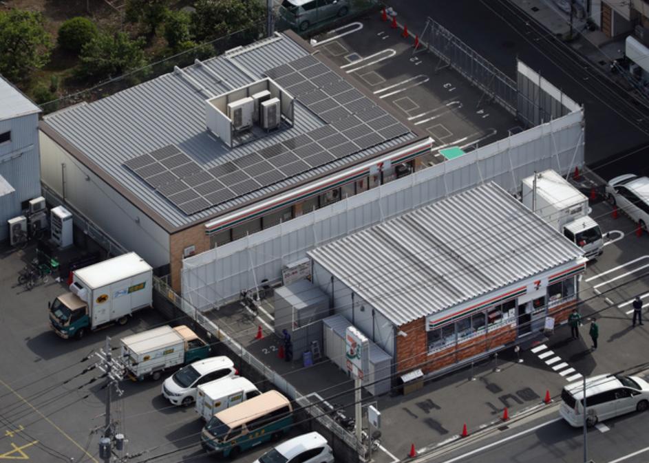 セブンイレブンは、旧店舗の近くに新店舗を建てることが多いの? 内の近所のセブンイレブンも似たようなことがありました
