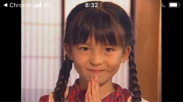 仏壇のふじたのcmに出てくる 女の子は今何歳くらいですか?