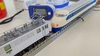 電気機関車 EF30が0系を煽ってます 0系はこのあとどうなる?