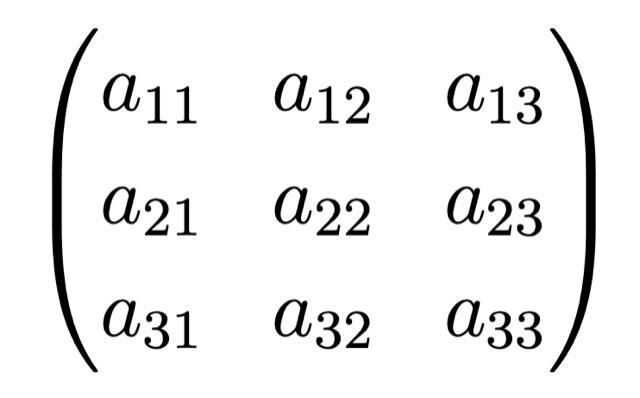 行列の問題についてです。 下の画像の行列式はどのように求められますか?定義を用いるとはわかるのですか、、、 基本的なことだと思いますが初めてでどうすれば良いかわかりません。よろしくお願いします。