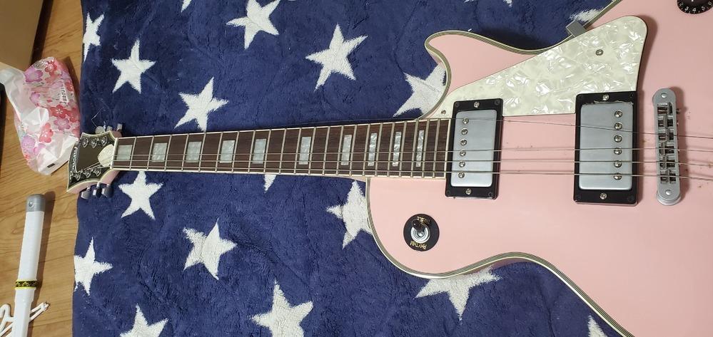 このギターってつかってもだいじょうぶですかね?