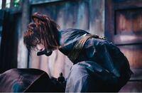 るろうに剣心の大友監督がSNSにあげていたこの写真は、るろうに剣心のどの映画のカットですか?