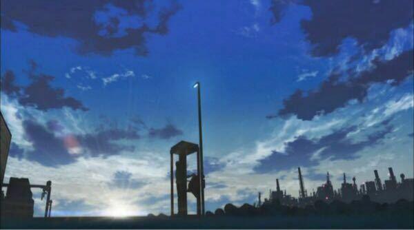これなんのアニメかわかりますか??
