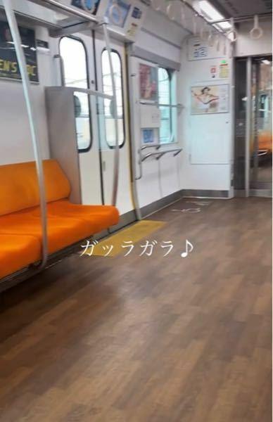 この電車はどこの何線ですか?