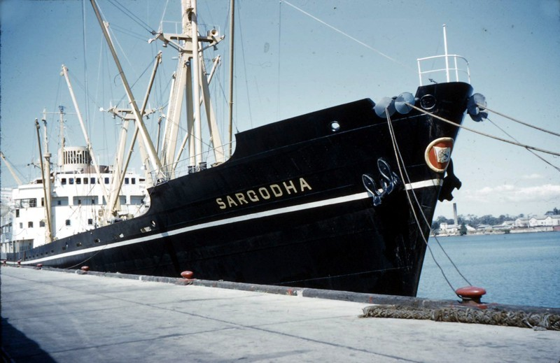 この船(Sargodha)の幅はなぜ62.6mでしょうか?