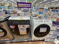 乾燥機付の良いドラム式洗濯機教えてください