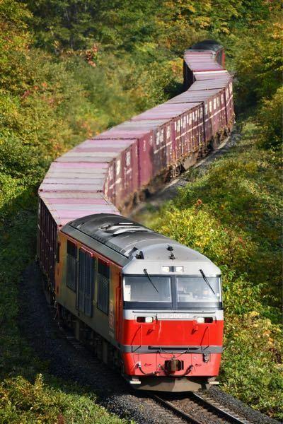 北海道の北見たまねぎ貨物列車はなぜプッシュプル方式なの?df200重連ではいけないの?