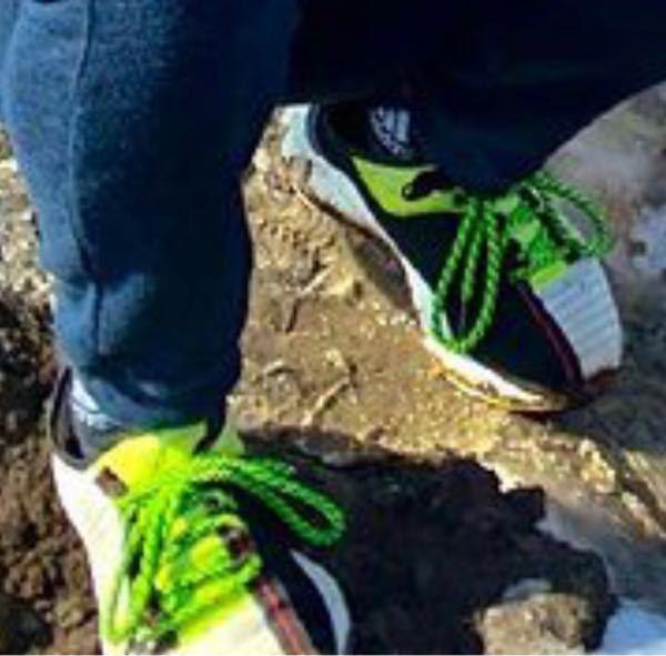 この靴の名前分かる人教えてください!