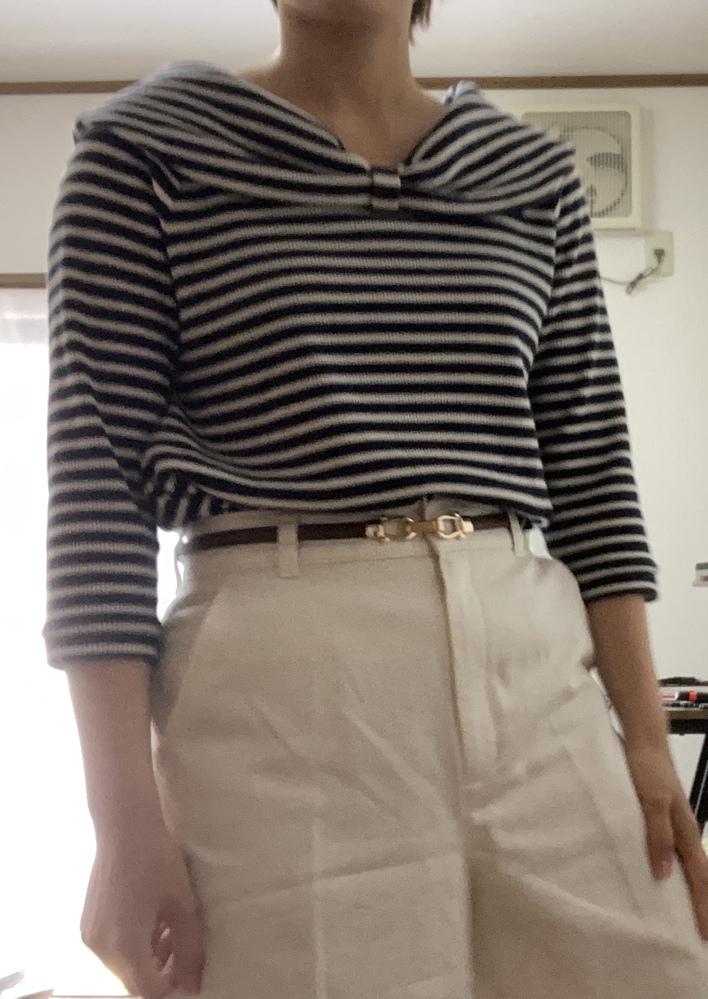 このファッションはダサいですか? 下はキュロット?みたいな半ズボンです。 ファッションセンスないので本格的に暑くなる前に聞いときます笑