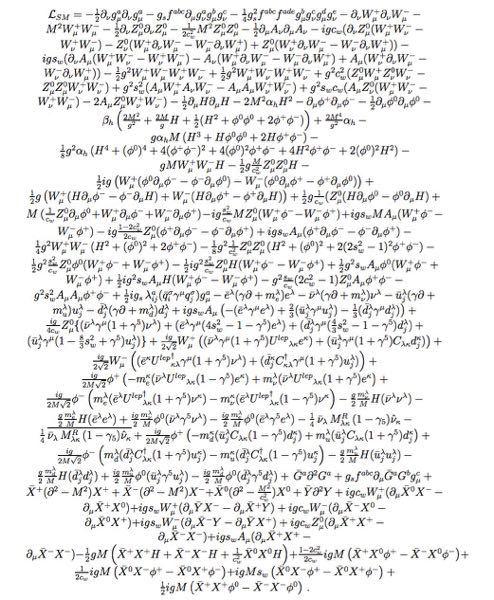 数学得意な方に質問です。この画像Twitterで見つけたのですがこれは何の式ですか?特に意味はない適当な式だったりしますか?僕はもはや1行目から何もわからないですが