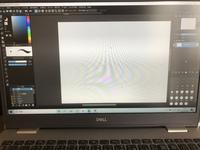 wacomのペンタブを使いmedibang paint proというアプリで絵を描こうとしたのですが、ペンタブの接続方法が分かりません。 どなたか接続方法を教えていただけないでしょうか。添付画像の中で選択すべきタブ等あれば指摘していただけると幸いです。アプリはダウンロード済みで、タッチパッドでなら絵が描ける状態です。ペンタブは有線で既にpcに繋いであります。