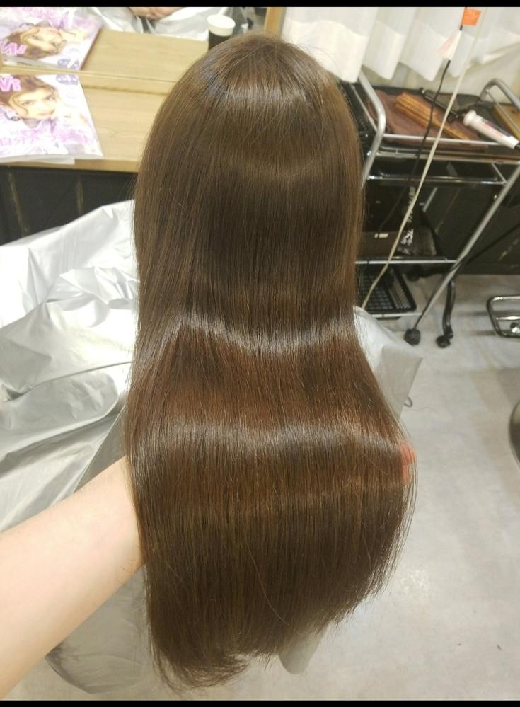 この髪色って何色ですか??