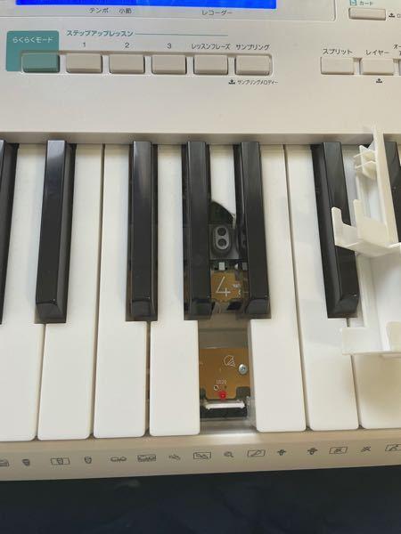 至急お願いします!!! 家にピアノを運んでいるときに鍵盤を折ってしまいました。もうここまで折れたら新しいのを買うべきでしょうか。何かいい方法を知っている方がいらしたら是非教えて下さい。