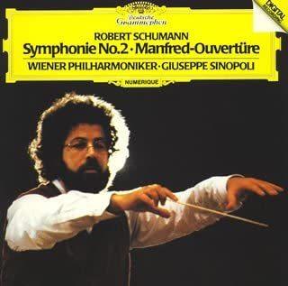 ジュゼッペ・シノーポリって指揮者は大学で心理学と脳外科を学んだりして、 シューマン交響曲第2番で精神分析の知識を生かした演奏で華々しくデビューしたみたいなんですが、私のはどうもその後は「その学問...