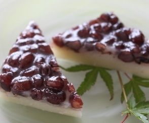 六月には和菓子「水無月」を食べますか??