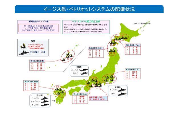 なぜ北海道周辺にイージス艦を配備しないんですか?