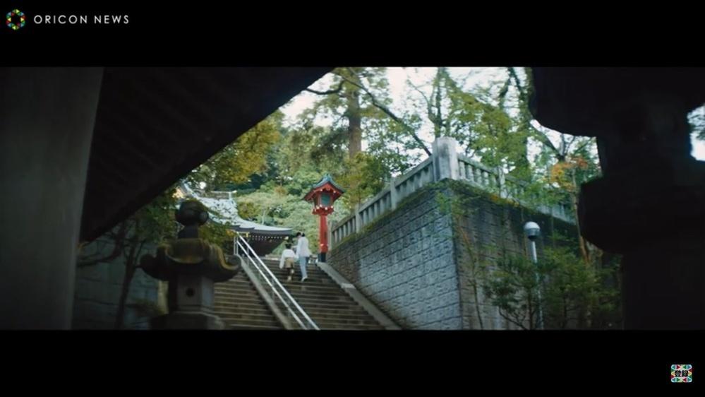 鎌倉にあるこの写真のスポット神社?お寺?は何という場所でしょうか?